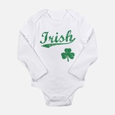 Irish Sports Style Body Suit
