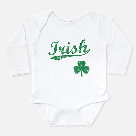 Irish Sports Style Body Suit