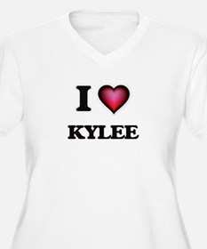 I Love Kylee Plus Size T-Shirt