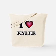 I Love Kylee Tote Bag
