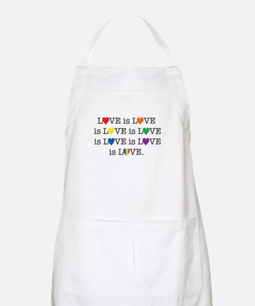 Love is Love Apron