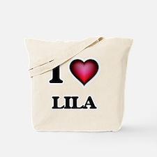 Unique Lila Tote Bag