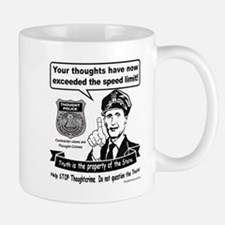 Thought Crime Mugs