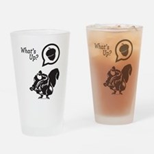 Ice Age Scrat Whats Up Drinking Glass