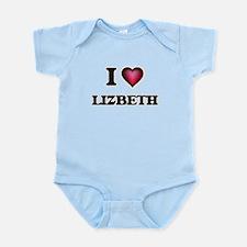 I Love Lizbeth Body Suit