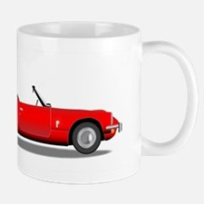 Old Sports Car Mugs