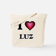 I Love Luz Tote Bag