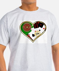 Love Gambling T-Shirt