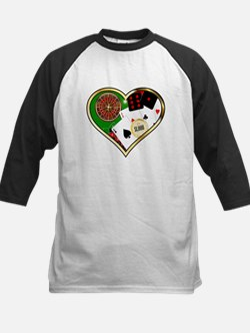 Love Gambling Baseball Jersey