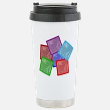 Condom Colour Collectio Stainless Steel Travel Mug