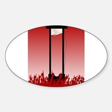 The Guillotine Machine Decal