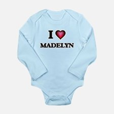 I Love Madelyn Body Suit