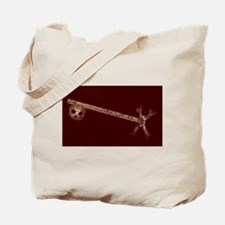 Very Old Skeleton Key Tote Bag