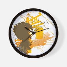 Urban Soul Wall Clock