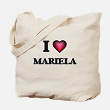 I Love Mariela Tote Bag
