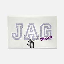 jag mom Rectangle Magnet