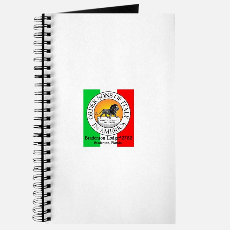 Cute Sons of italy Journal