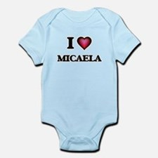 I Love Micaela Body Suit
