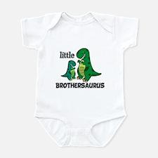 Little Brothersaurus Infant Bodysuit