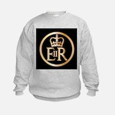 Elizabeth's Reign Emblem Sweatshirt
