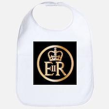 Elizabeth's Reign Emblem Bib