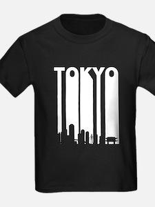 Retro Tokyo Cityscape T-Shirt