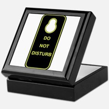 Door Knob Sign Keepsake Box