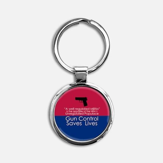 Gun Control Saves Keychains