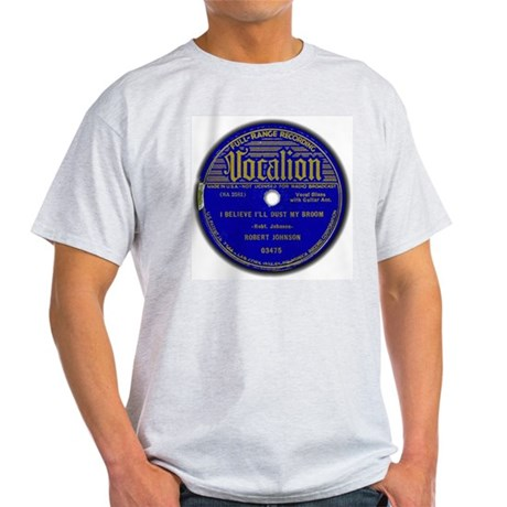 Robert Johnson on Vocalion Label T-Shirt