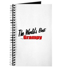 """The World's Best Grampy"" Journal"