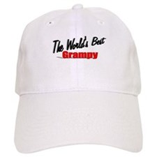 """The World's Best Grampy"" Baseball Cap"