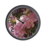 Cherry blossom Wall Clocks