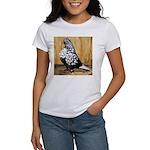 Black Teager Flight Women's T-Shirt
