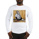 Black Teager Flight Long Sleeve T-Shirt