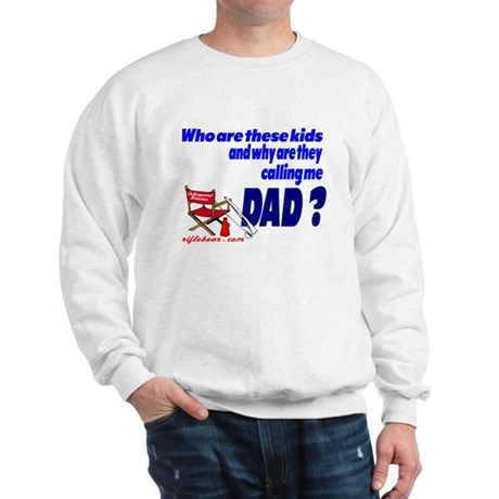 Who are these kids? Sweatshirt