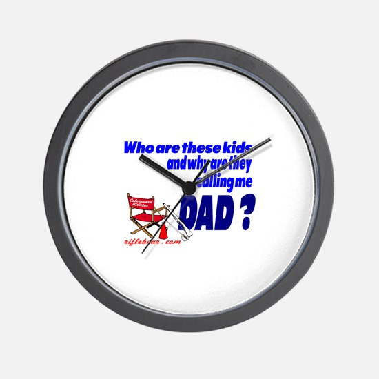 Who are these kids? Wall Clock