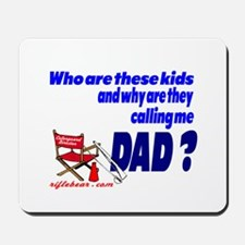 Who are these kids? Mousepad