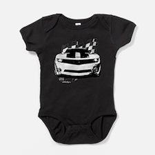 Funny Camaro Baby Bodysuit