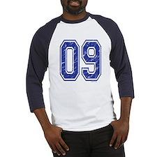 09 Jersey Year Baseball Jersey