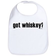 Got Whiskey? Bib