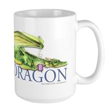 """Dragin Dragon"" Mug"