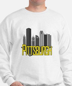 Pittsburgh City Colors Sweatshirt