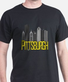 Pittsburgh City Colors T-Shirt