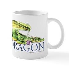 """""""Dragin Dragon"""" Mug"""