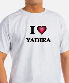 I Love Yadira T-Shirt