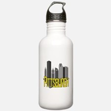 Pittsburgh City Colors Water Bottle