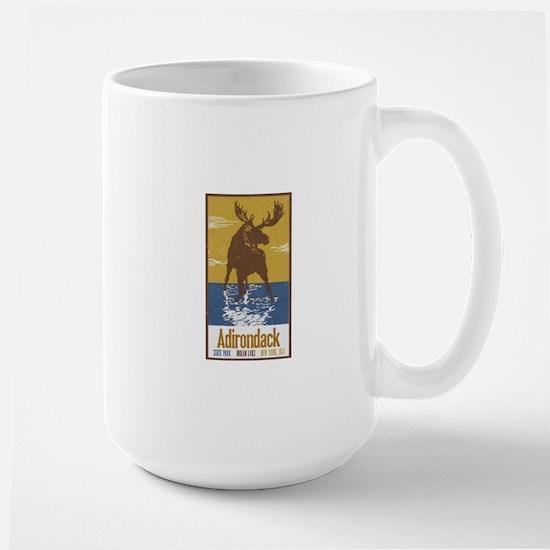 Adirondack Moose Mugs