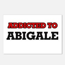 Addicted to Abigale Postcards (Package of 8)
