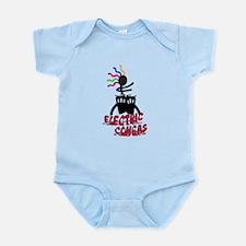 Electric Congas Infant Bodysuit