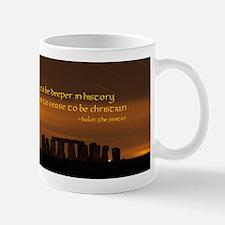 Deeper in history Mugs
